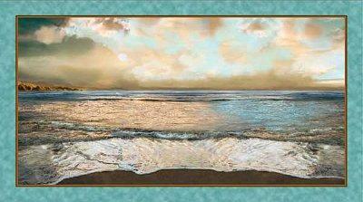 24635-Q Ocean Horizon Artworks Quilting Treasures