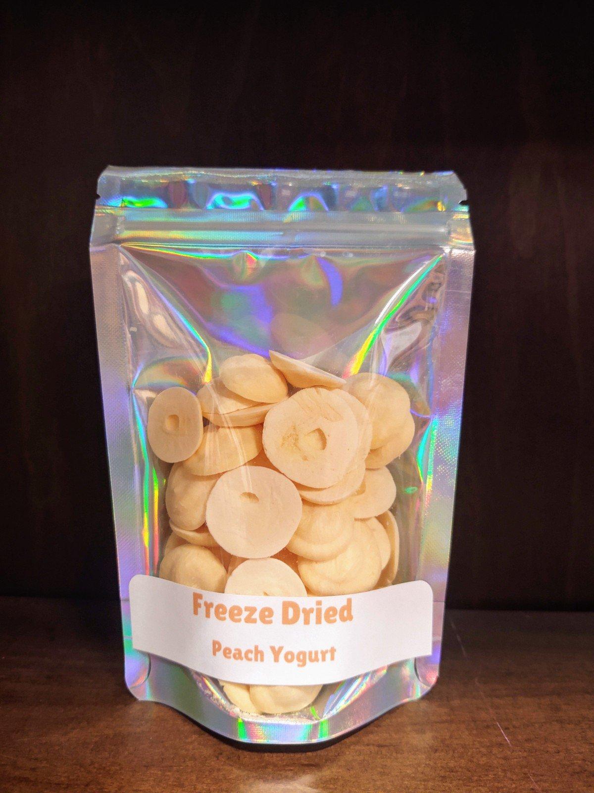 Freeze Dried Yogurt Drops--MULTIPLE SELECTIONS!!!