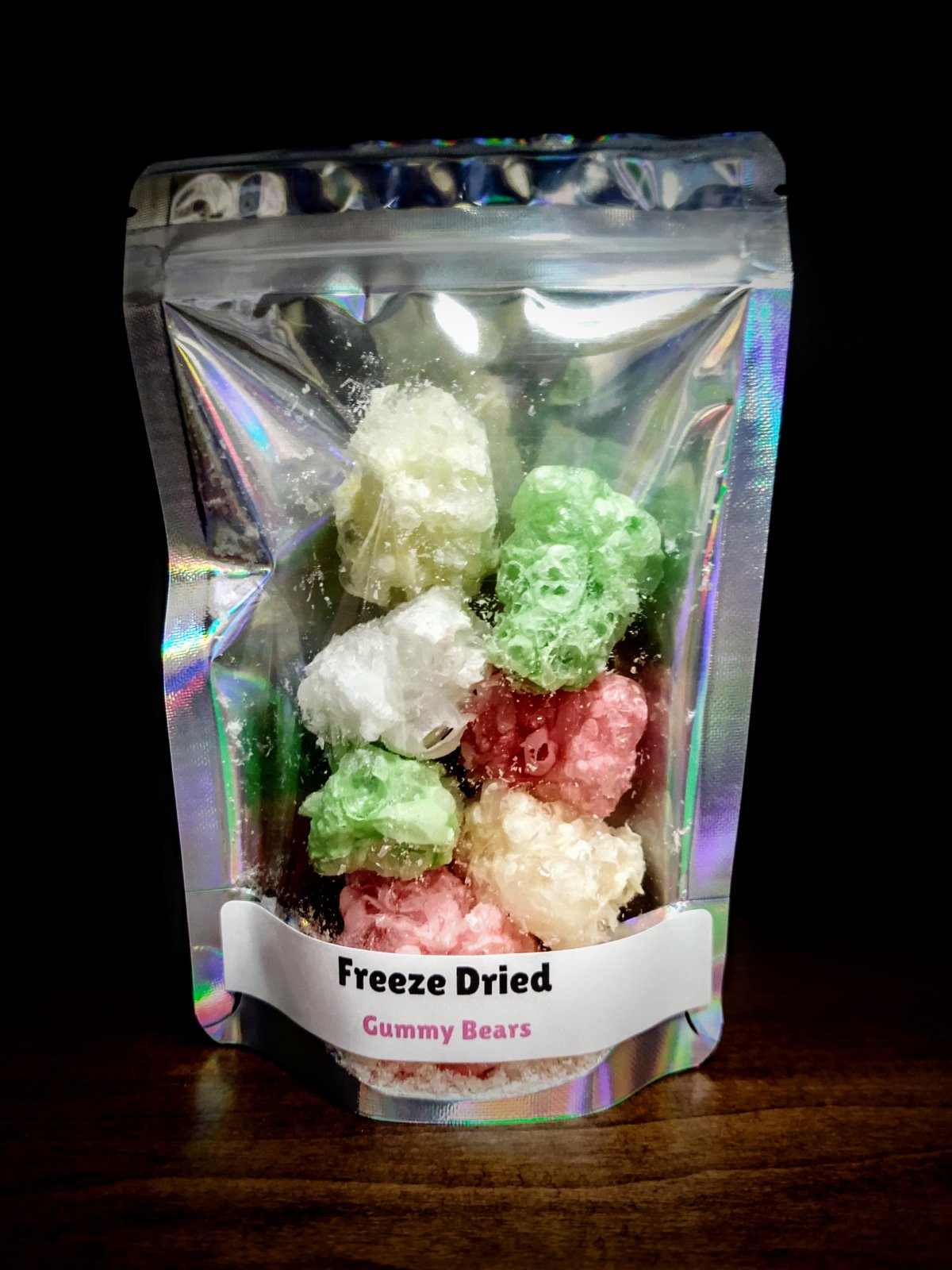 Freeze Dried Gummy Bears