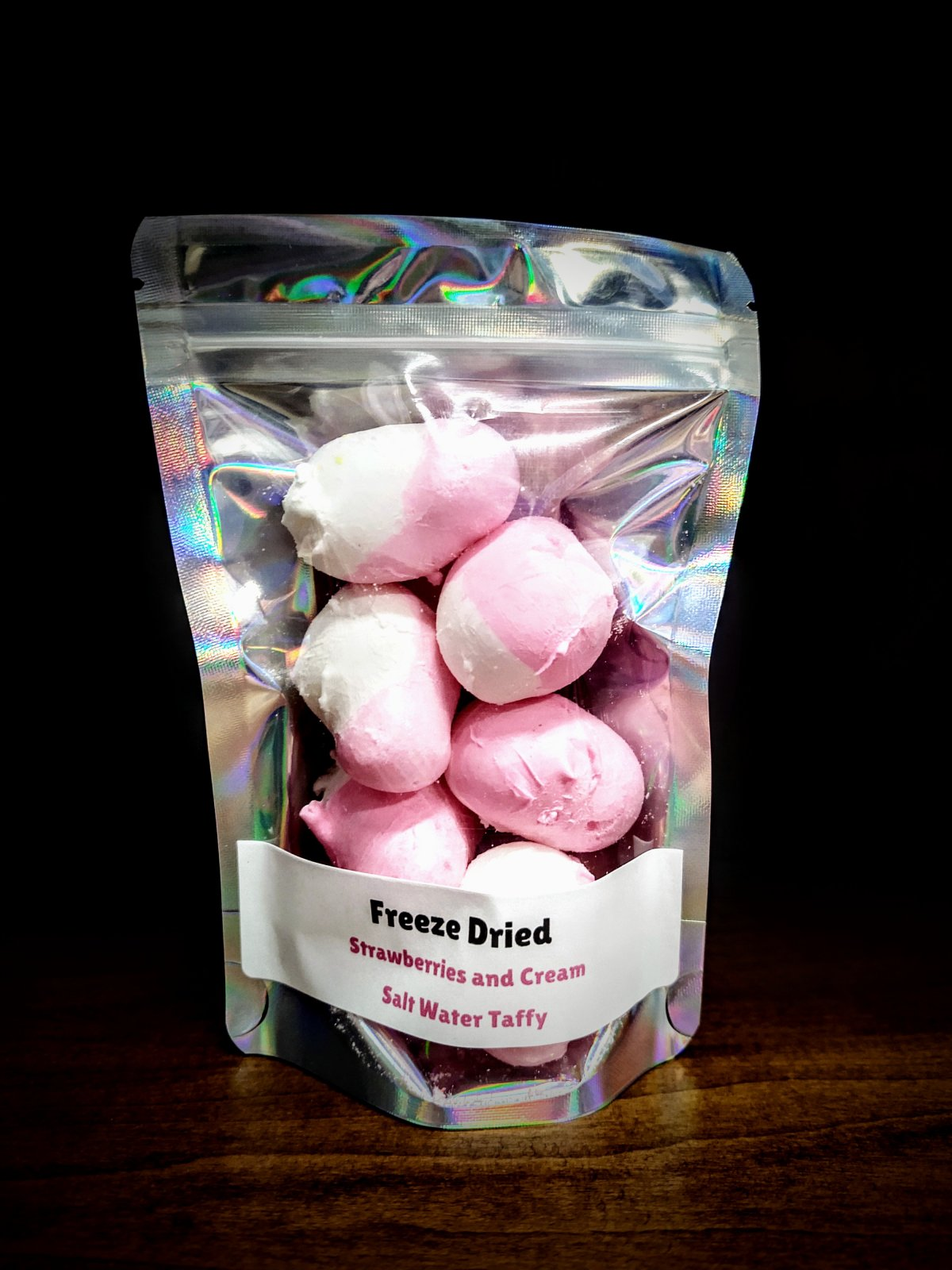 Freeze Dried Salt Water Taffy--MULTIPLE SELECTIONS!!!