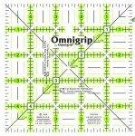 5 Inch x 5 Inch Omnigrip Ruler