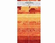 SAMB40-24  - Tahitian Sun Strips, Artisan Spirit Ambience Precuts, Northcott