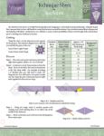Starburst Lemoyne Technique Sheet