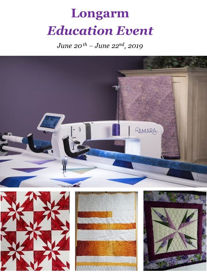 Longarm Education Event