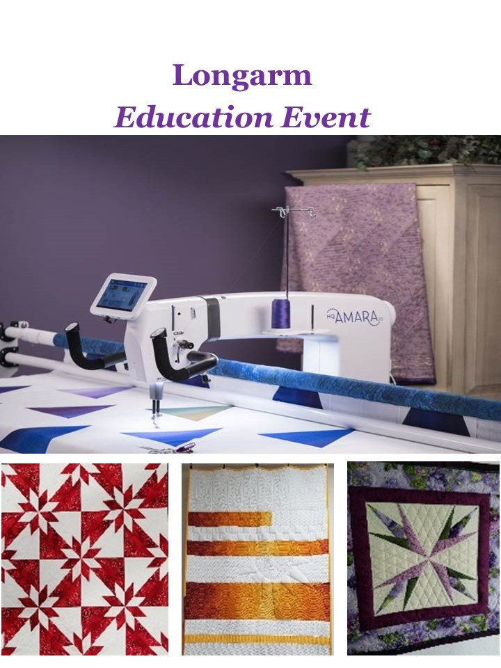 Longarm Education Event