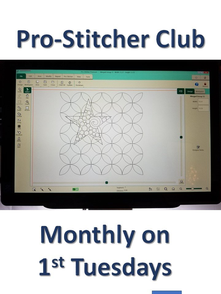 pro stitcher club