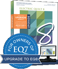 Upgrade from EQ7 to EQ8