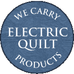We Carry Electric Quilt Products