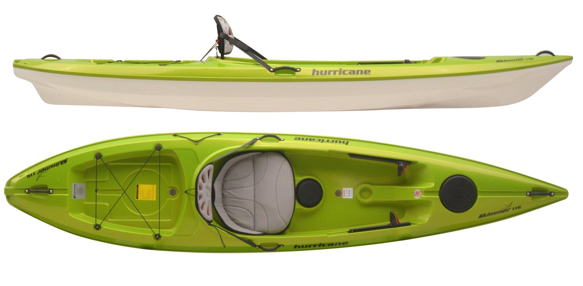 Hurricane Skimmer 116
