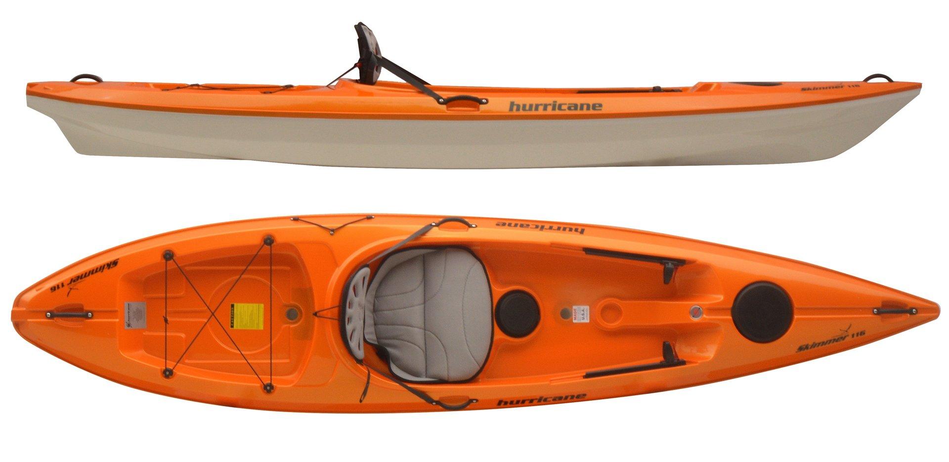 Hurricane Skimmer 116 FR/Seat