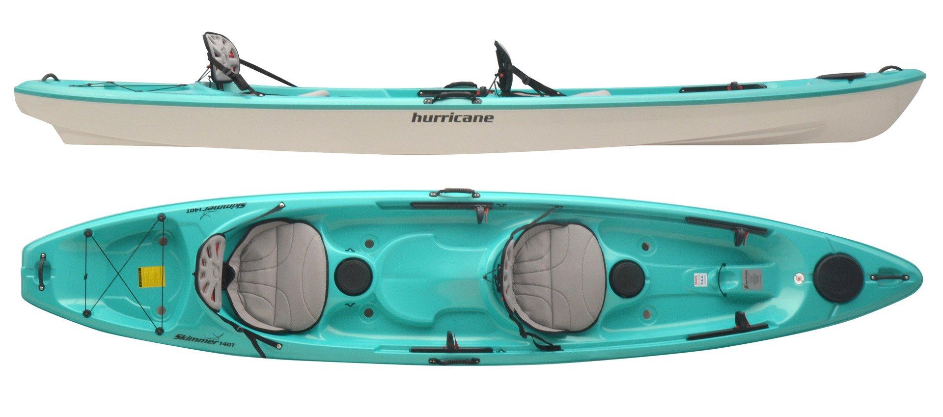 Hurricane Skimmer 140 T