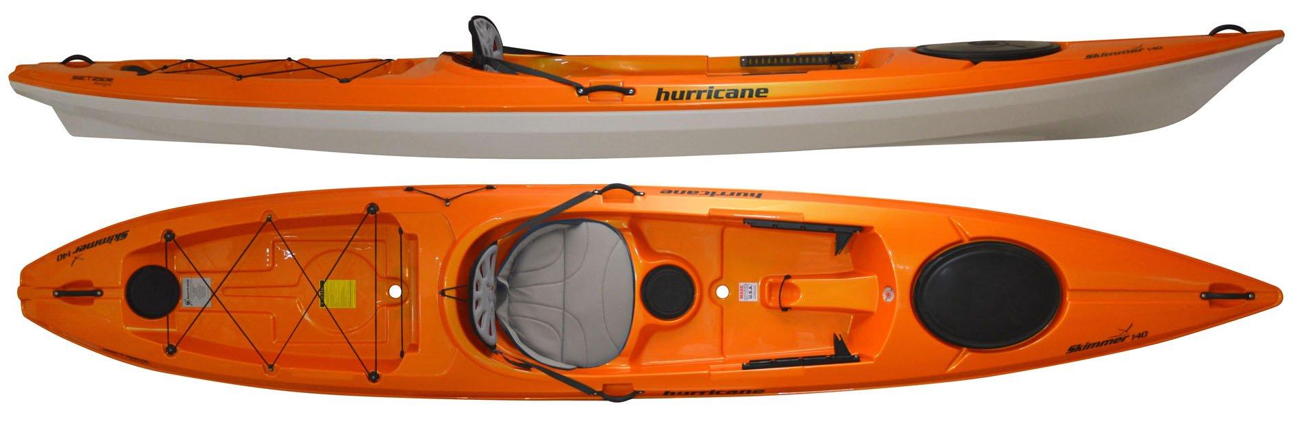 Hurricane Skimmer 140
