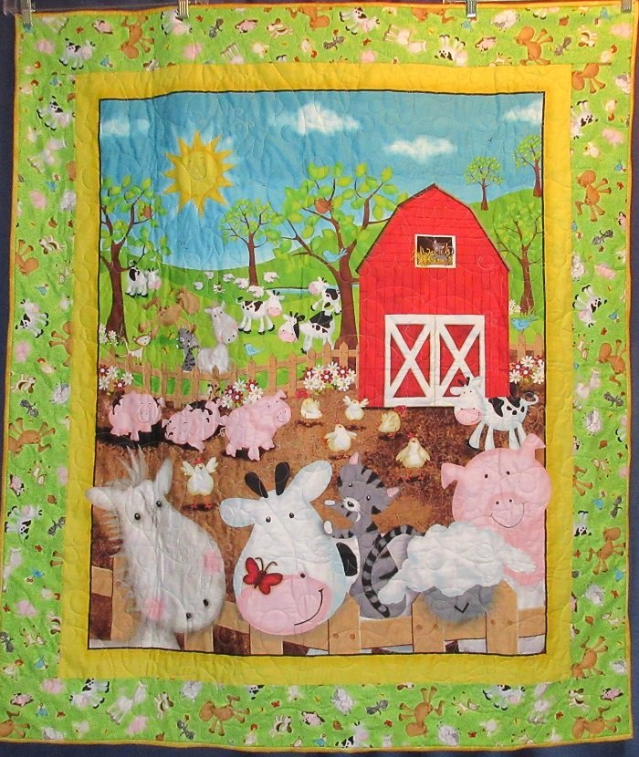 ON THE FARM - PANEL KIT