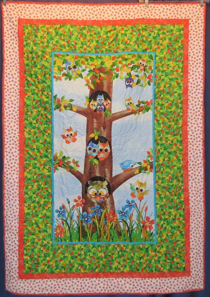 OWL IN THE FAMILY - OWL PANEL KIT