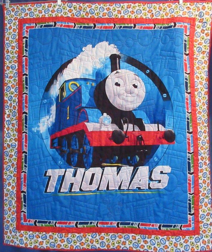 FAST FRIENDS - THOMAS THE TRAIN PANEL KIT