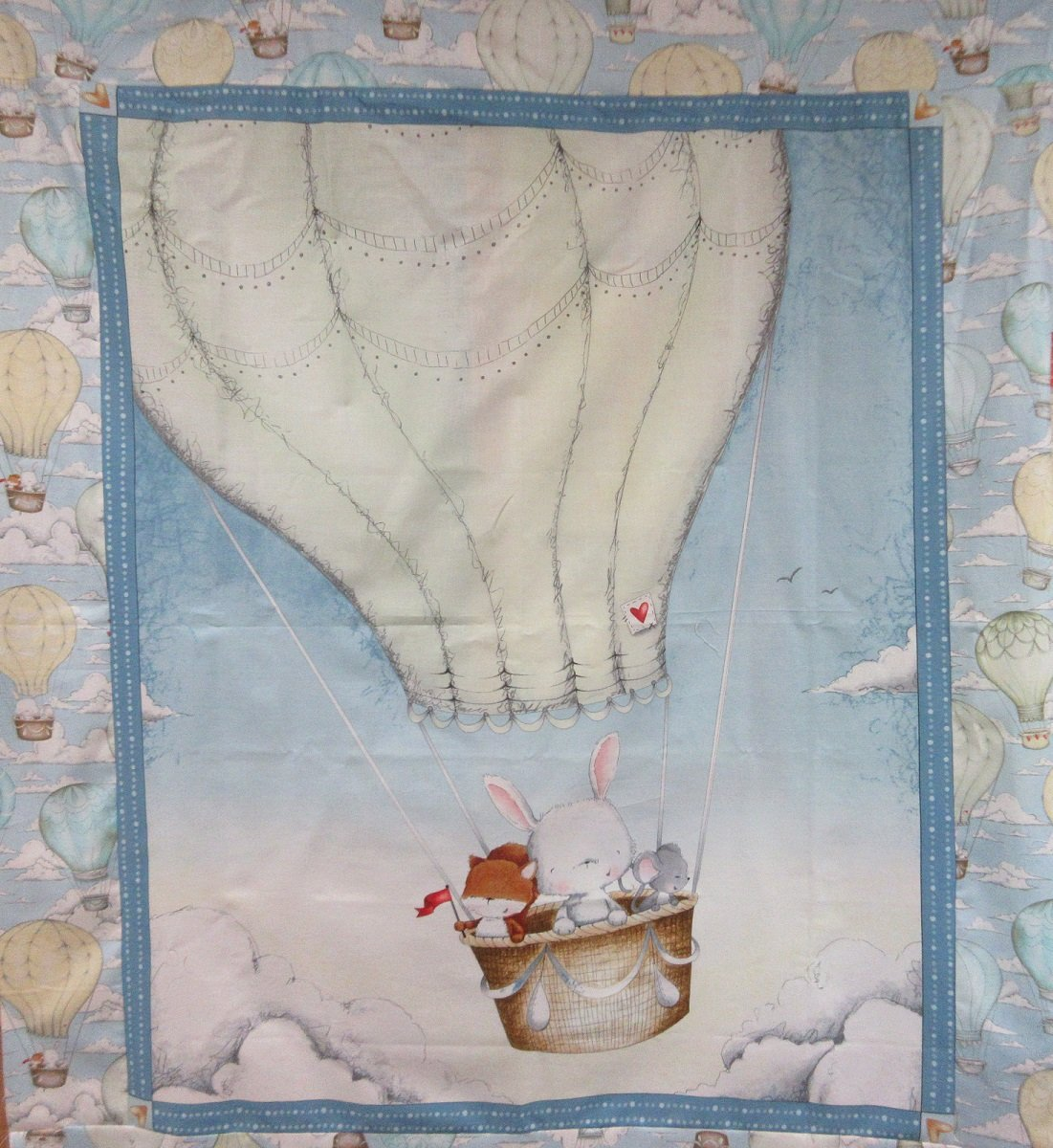 Up, up and away Panel Kit