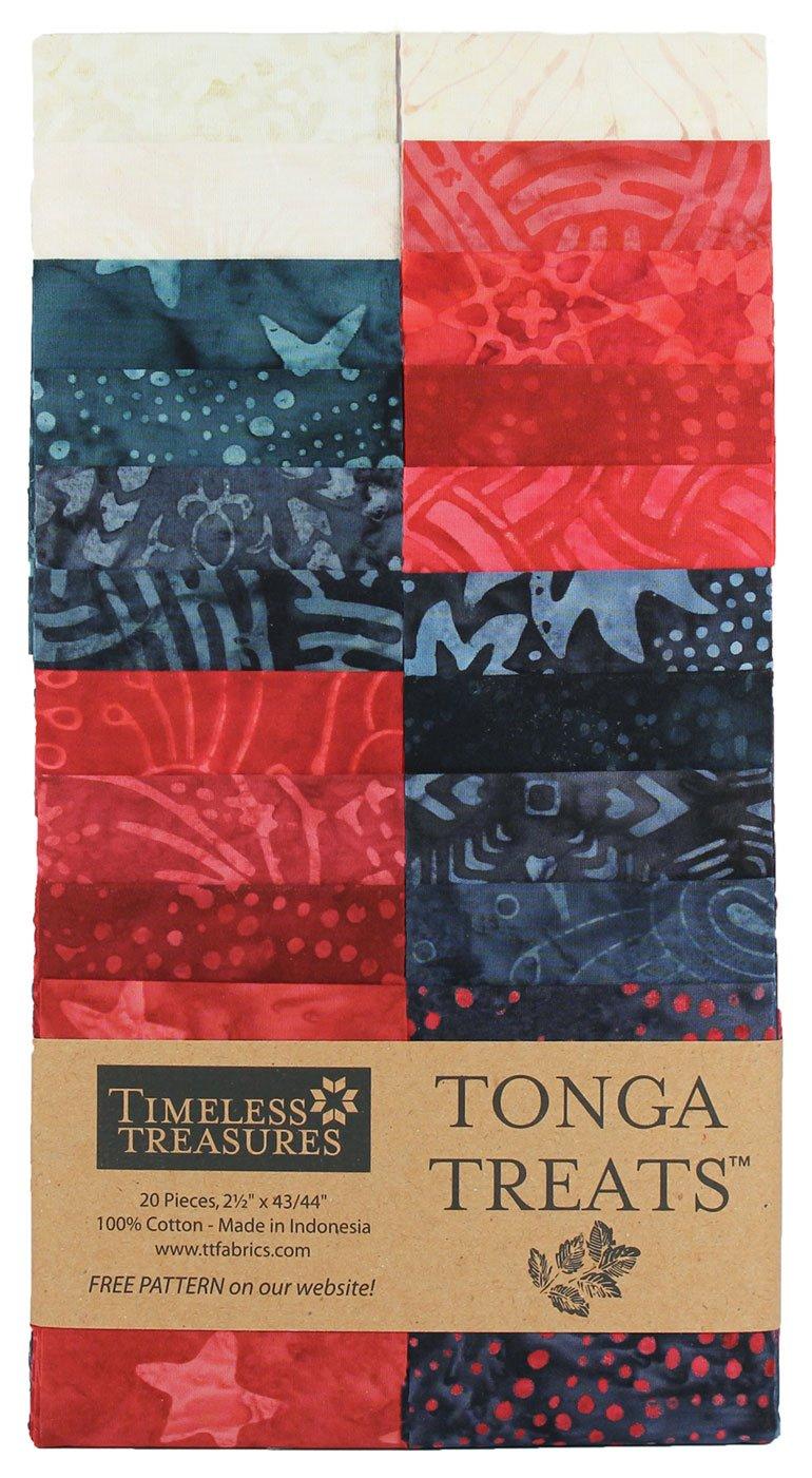 Tonga Treat Strips Jr Patriot