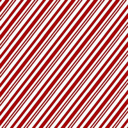 Yuletide Cheer Stripe