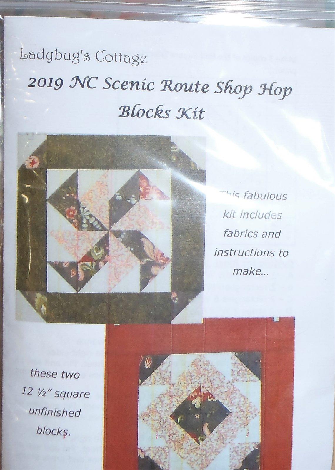 2019 NC Scenic Route Shop Hop Kit