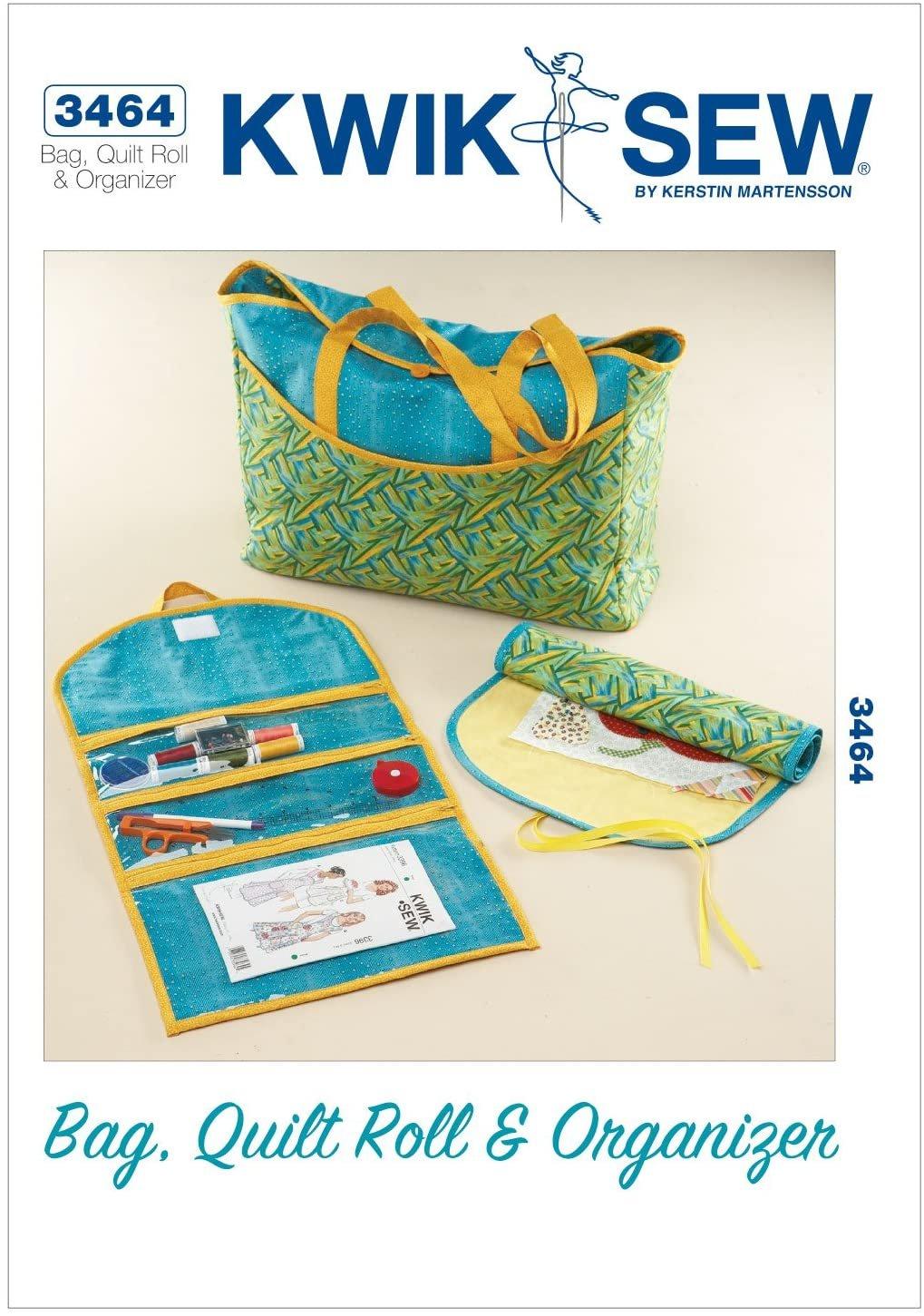 Bag, Quilt Roll & Organizer