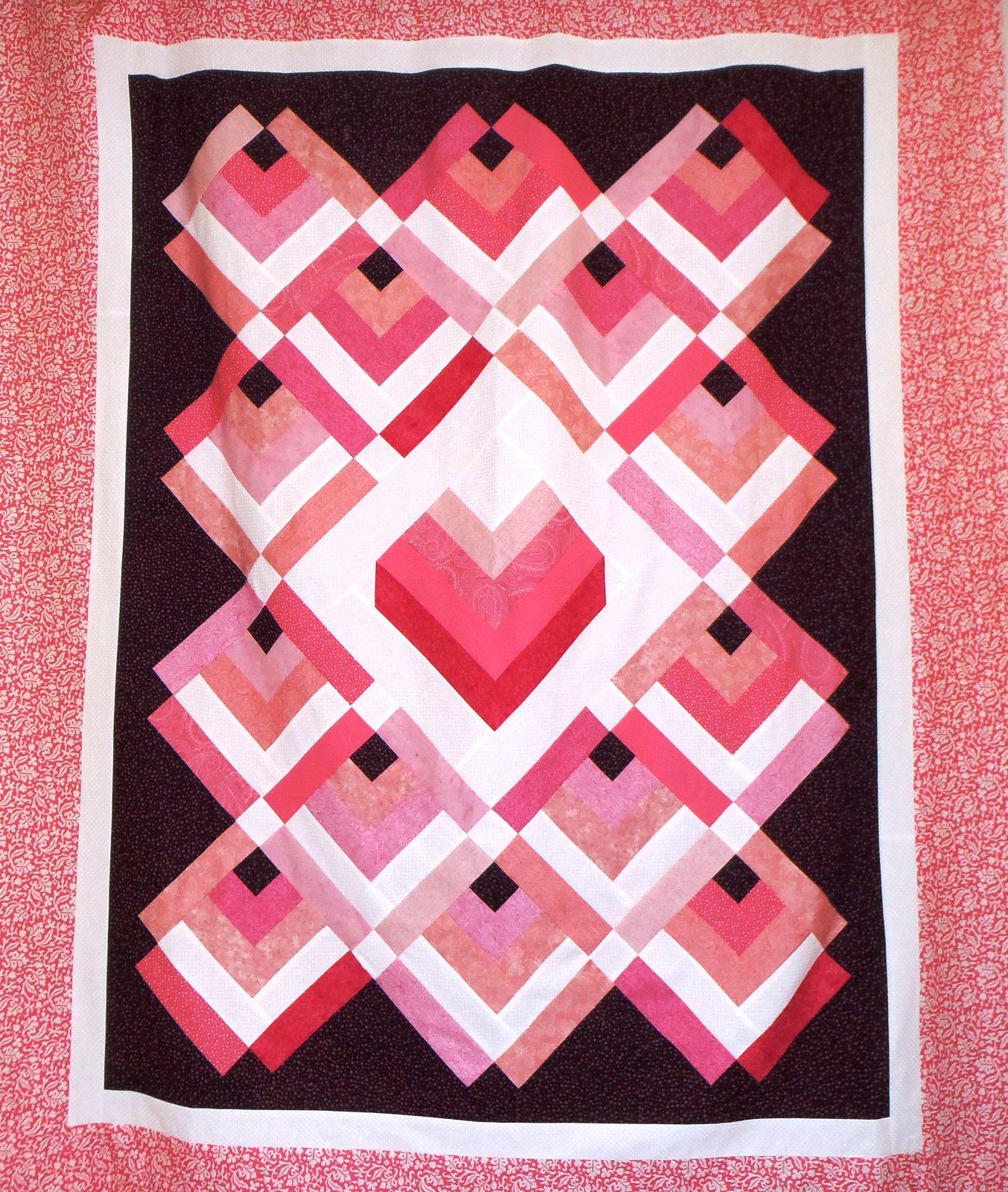Love & Comfort Quilt Top