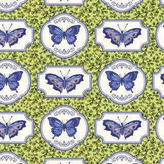 Botanical Blues