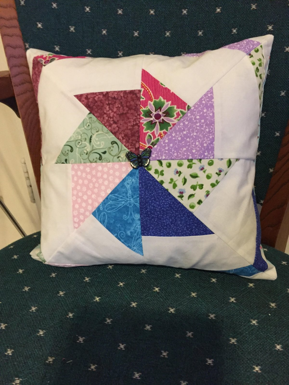 Wheel of Fortune Pillows
