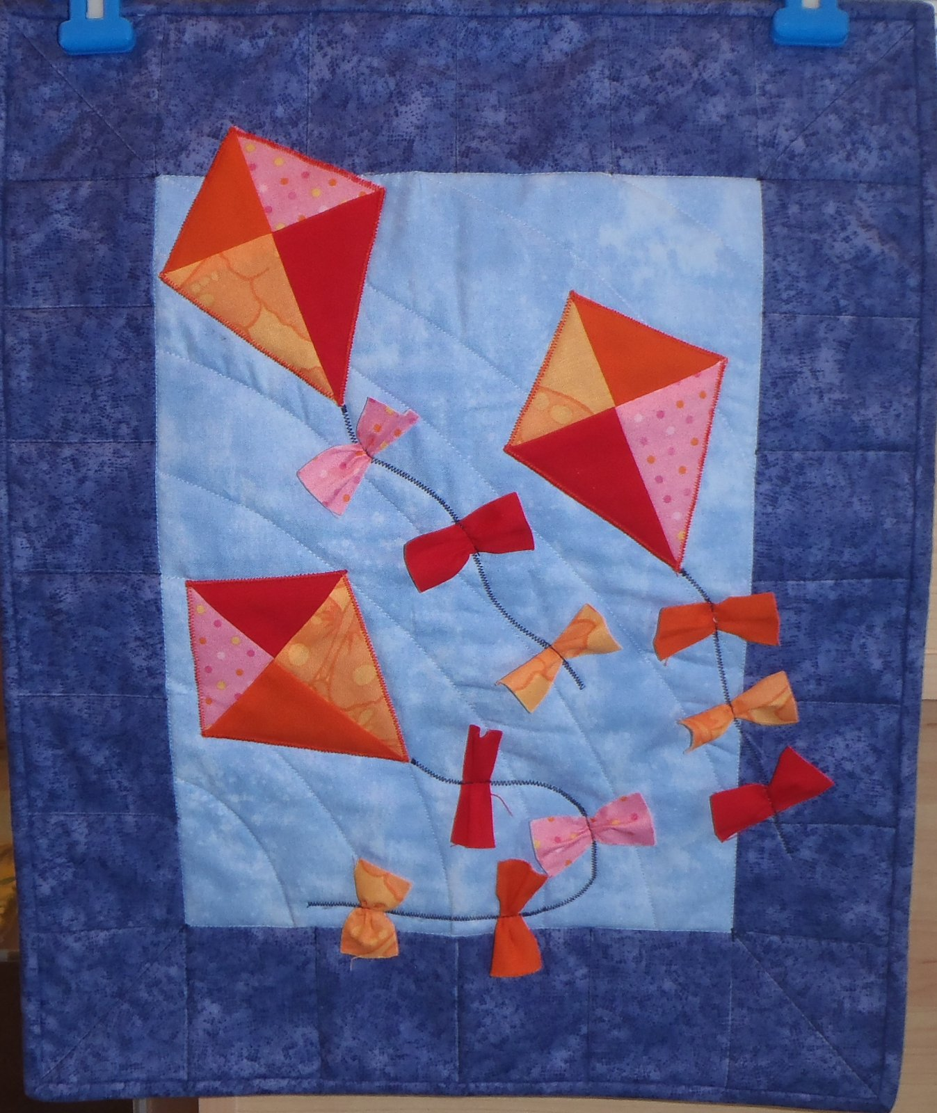 Kite Tales Wall Hanging