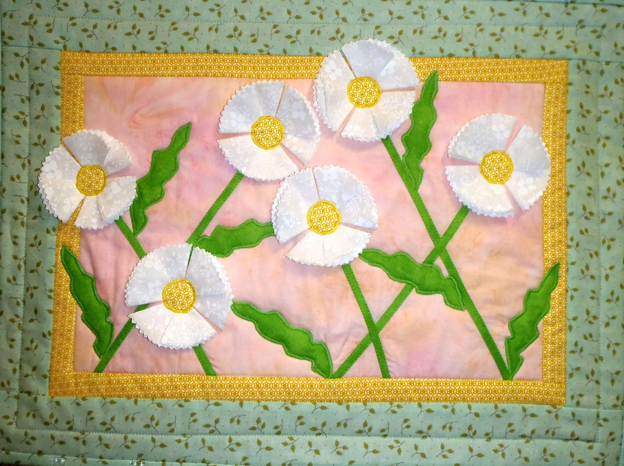 Oopsie Daisy Wall Hanging