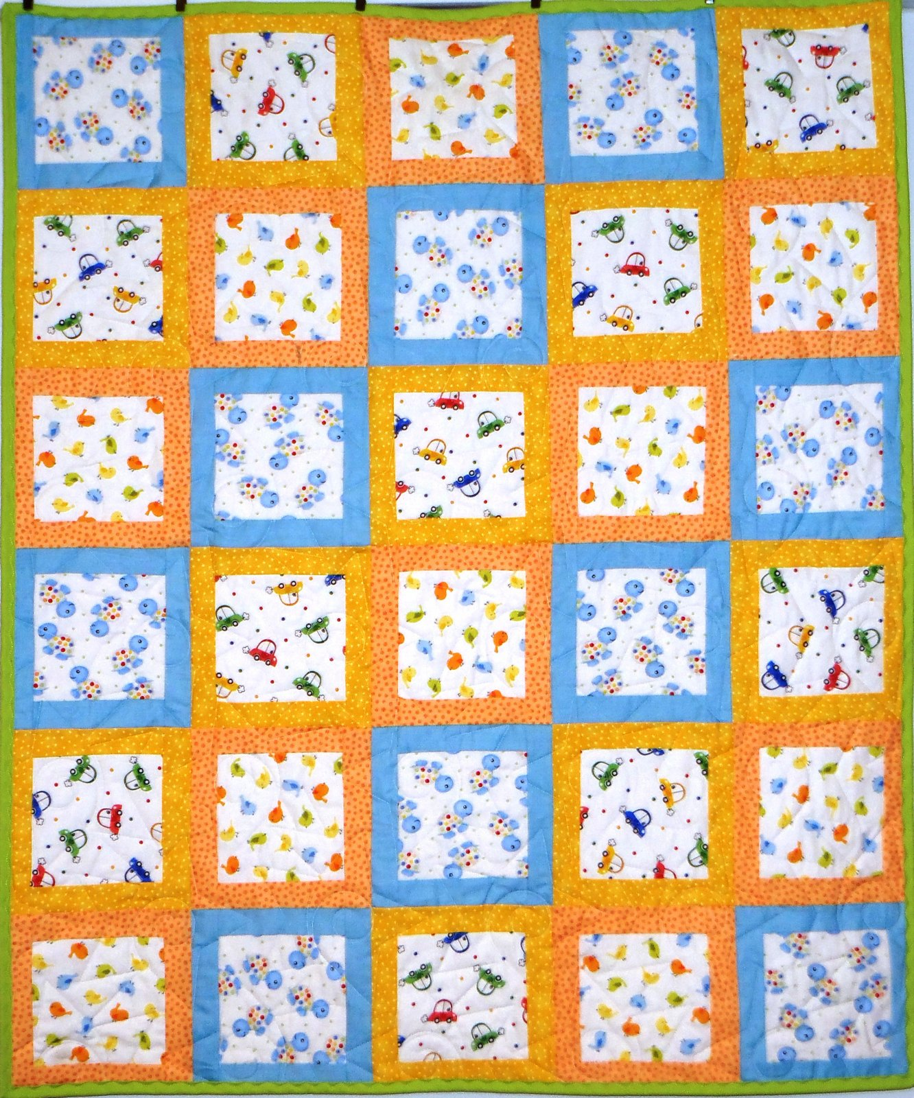 Darned Cute Quilt