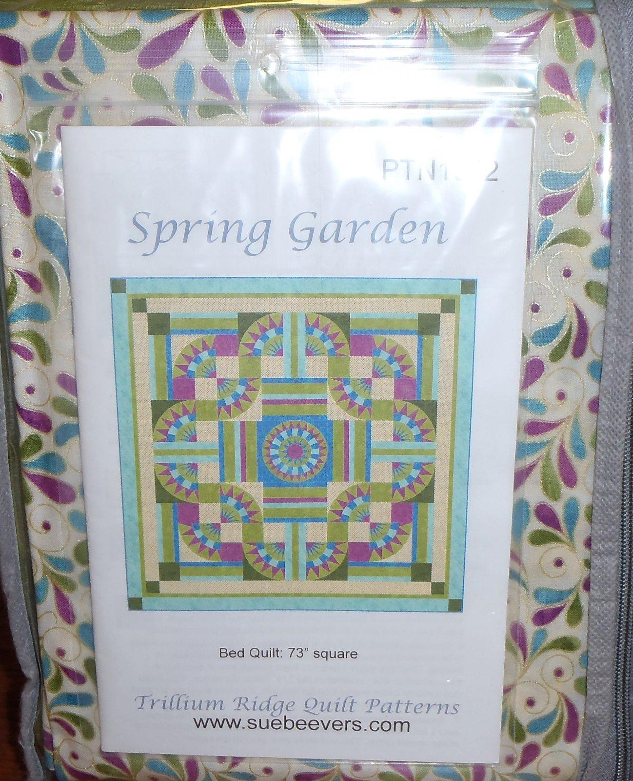 Spring Garden Quilt Kit