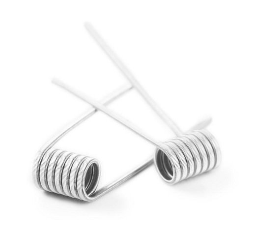 Fused Clapton coils (24g/40g)