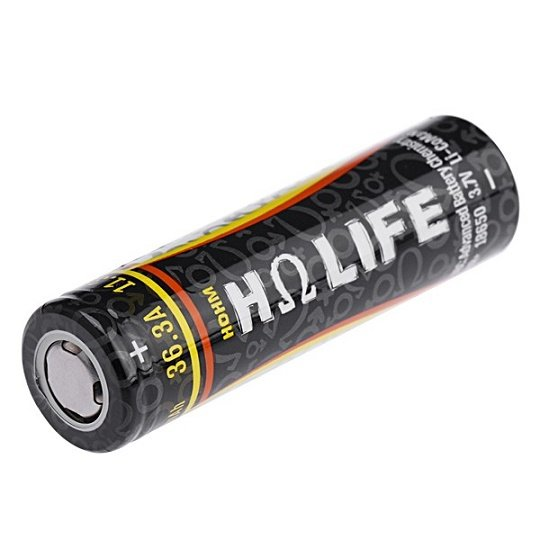 Hohm Life 18650 battery