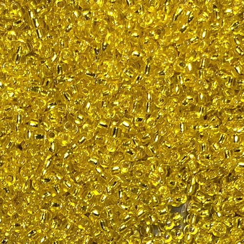 11-006 Silverlined Yellow