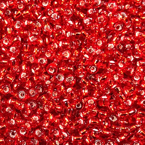 11-011 Silverlined Red