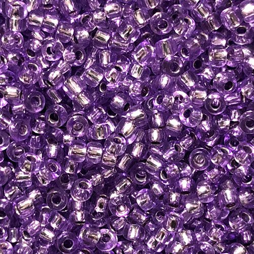 11-025A Silverlined Light Purple