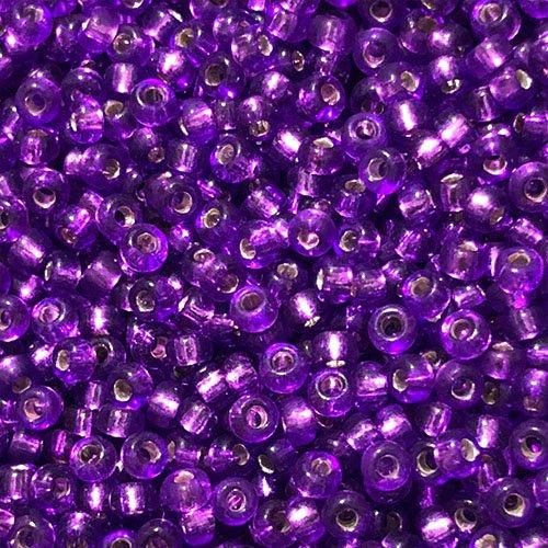 11-027 Silverlined Purple