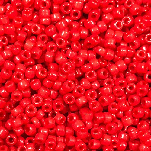 11-408 Opaque Red