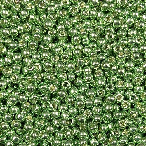 11-472 Metallic Lime Green