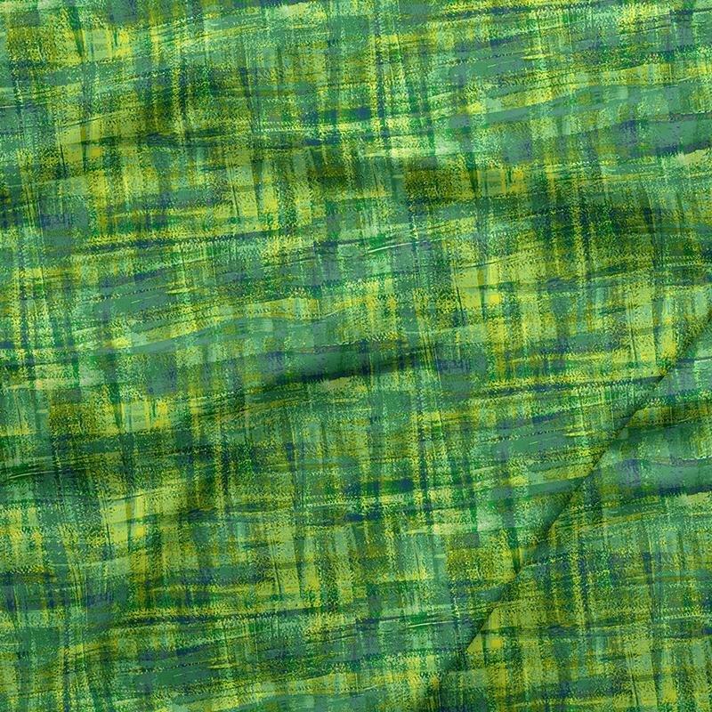 Brushstrokes Green - 120-19702