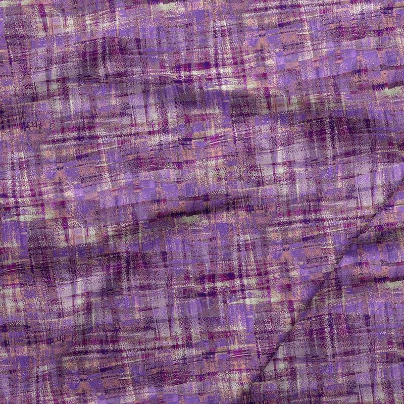 Brushstrokes Purple - 120-19703