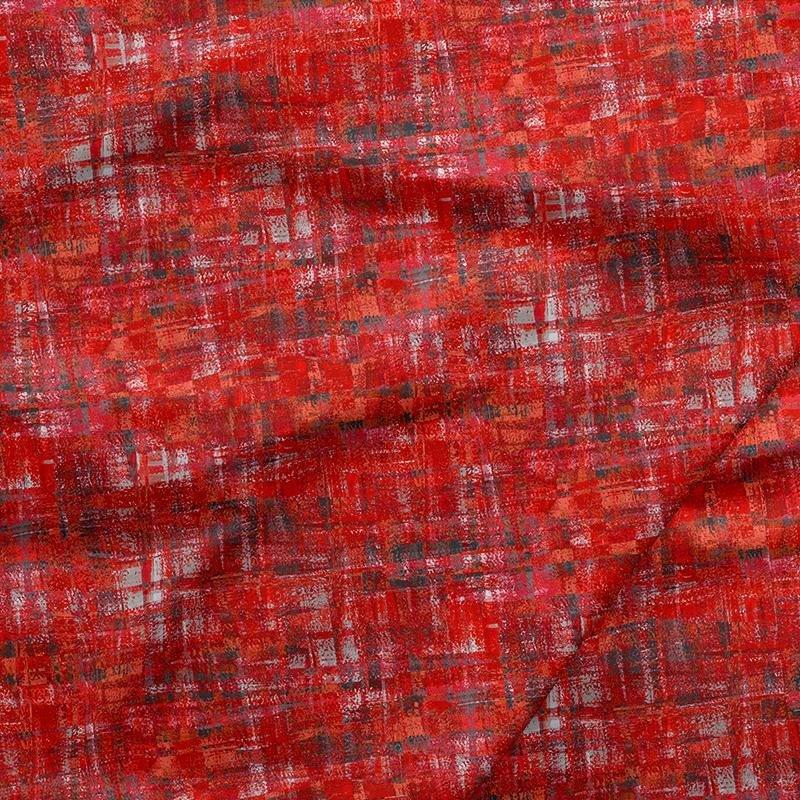 Brushstrokes Red - 120-19706