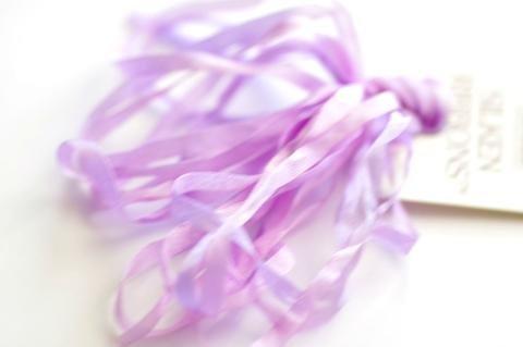 ThreadGatherer Silk Ribbon - 120 Lilac Arbor