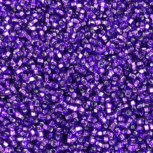 15-026 - Silverlined Dark Purple
