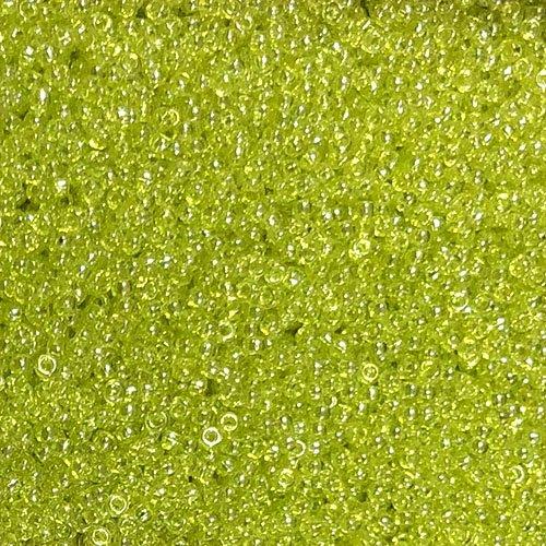 15-172 Transparent Chartreuse Lustre