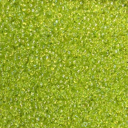 15-258 Transparent Chartreuse AB