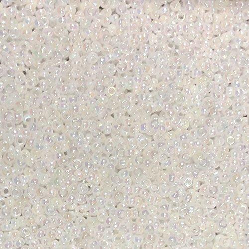 15-420A Opaque White Pearl AB