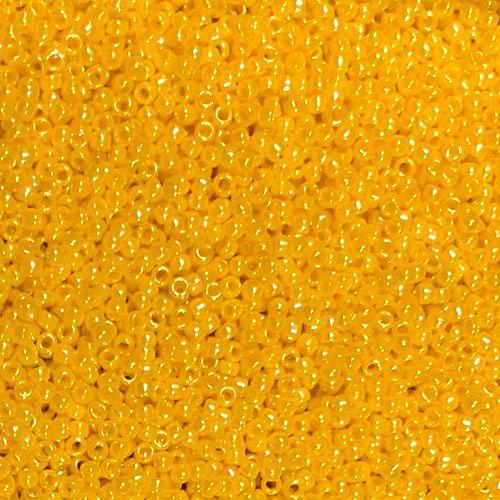 15-422A Opaque Dk. Yellow Lustre