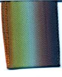 French Ombre Wired Ribbon - 194-19