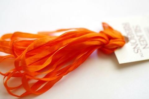 ThreadGatherer Silk Ribbon - Orange Grove 199